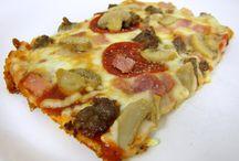 Pizza no carb