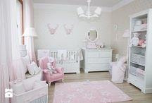 Pokój dla dziewczynki - inspiracje