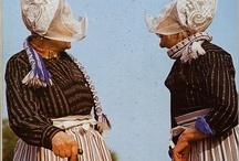 oud hollandse  kleder dracht / klederdracht