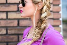 Hair style / Hair styles and some beauty tips