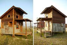 Tiny House / by Andrea Kreykes