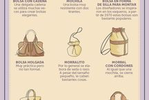 Tipologías bolsos