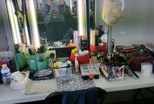 make up station organisation