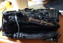 Baseball Glove Embossing
