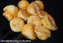 Bread - Foccacia - Flatbread - Naan