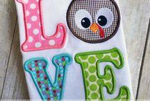 LOVE L-VE APPLIQUE DESIGNS / Digital Machine Embroidery and Applique Designs; www.creativeappliques.com FACEBOOK: www.facebook.com/creativeappliques / by Creative Appliques