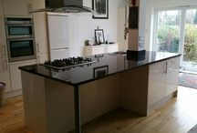 GRANITE / A Range of granite cut and fitted for various residential and commercial applications
