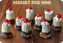Recipes - Desserts / by Paula Tillett