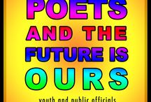 """Poetry Love / Celebrate your love of poetry with kids! Poetry is a great way to foster a love of language and encourage """"playing with words."""" Check out the board for great kids poetry resources!"""