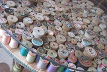 Crafts: Spools and Corks
