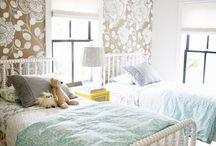 Shared bedroom - boy/girl