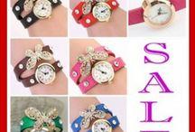 jam tangan kupu modern
