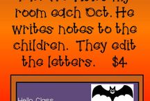 Teacher Things: Bats