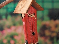 Cowboy boot / Bird feeders  / by Verna Volz