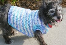 Crochet Projects for Pets / crochet patterns for pets