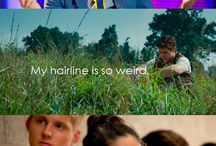 Mean girls + hunger games