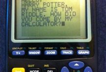 Harry Potter / by Elizabeth Rouget