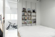 Bedrooms / Bedrooms with a natural and simple beauty.