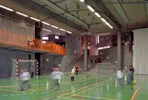 Szkoły sale sportowe