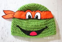 Crochet: Babies/Kids' Hats