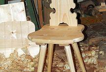 Truhlářství postaru - old joinery / handmade furniture
