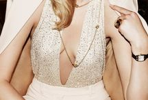 -SEND ME MORE NUDES- / Women's Luxury Fashion in nude palette. Think fur, diamonds, embellishment & lavish fabrics.