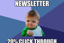Email Marketing / Advice, quotes and memes related to email marketing.