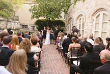 Wedding Ceremonies / Wedding ceremonies that have taken place here at Chateau Bellevue!