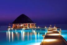 Maldives, Mauritius