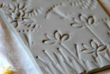 pasta clay art