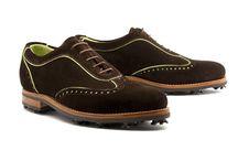 Carsten Moch Golf Shoes / Rahmengenähte Schuhe, von Maßkonfektion bis Maßschuh
