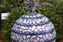 Mozaik gömb