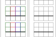 Montessori Papers / Printable Montessori Papers for Language, Math, Science, and Culture.