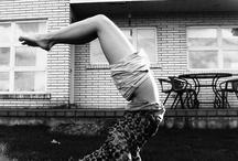 Yoga / by Vanessa Chang