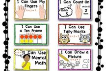 MATH INTERACTIVE NOTEBOOK / by Mrs. McFadden's Classroom Community