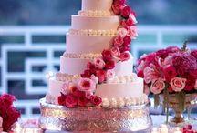 Pastel/ wedding cake