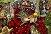 Tarot - 3 - The Empress