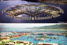 Arquitetura | Ilhas