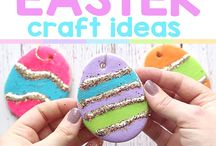 The Very Best Easter Art and Crafts for Kids / Wonderful Easter crafting and art ideas to make with your kids. Inspiration for easy and quick projects for young ones as well as step by step tutorials for older kids.