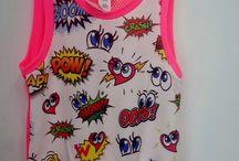 Shirts- Crop tops- Blusas / Camisetas #fashion y blusas