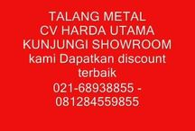 """Harga Talang Metal 081284559855 / TALANG METAL 081284559855,,087770337444 . Harga TALANG METAL """"exclusive"""" CV HARDA UTAMA Talang Metal (Water Gutter) Metal baja Untuk urusan Talang, Talang Metal yang satu ini puas pakai nya. Di banding kan dengan talang PVC, Talang Metal jauh lebih awet dan tahan lama. Aksesoris komplit dan pemasangannya mudah. CV.HARDA UTAMA """"melayani penjualan talang metal seluruh Indonesia"""""""