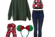 Disneyland Winter