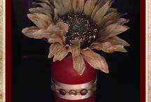Mason jar decor  / Party