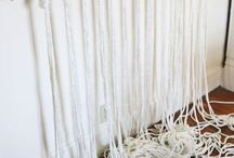 MACRAME / Decorar con macrame y tutoriales