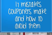 Couponing / Coupons / by Melissa Pepper