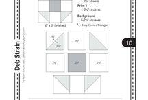 moda simple block