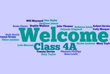 class welcome