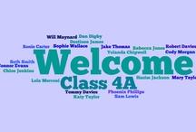 class welcome