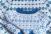 Moderne strikk