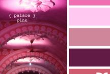Palets pink